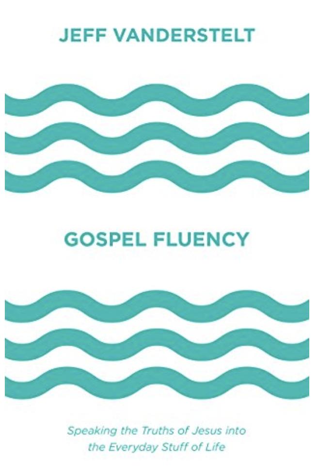 Gospel Fluency book | The Dillingham Group