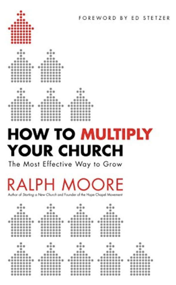How to Multiply Your Church book | The Dillingham Group