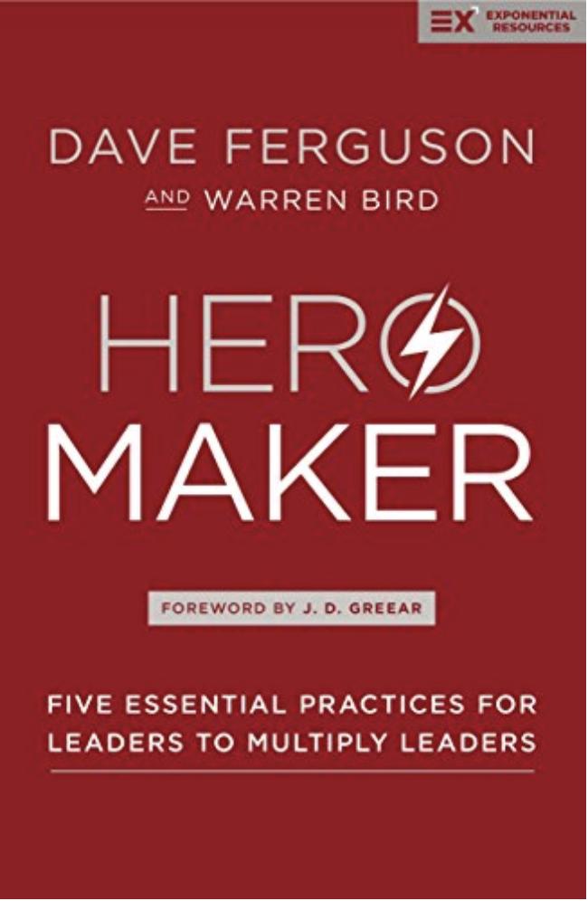 Hero Maker book | The Dillingham Group